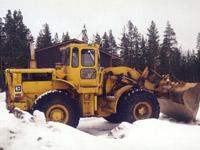 Caterpillar 966C 1972
